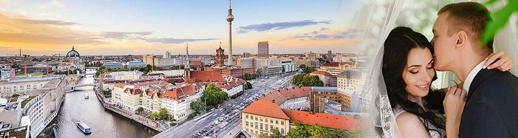 Hochzeit in Berlin / Heiraten in Berlin