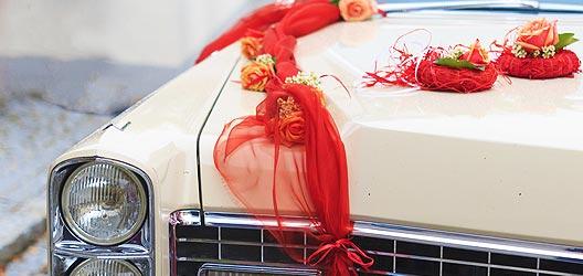 Blumen Hochzeitsgefährt Berlin - Blumen Hochzeit Berlin