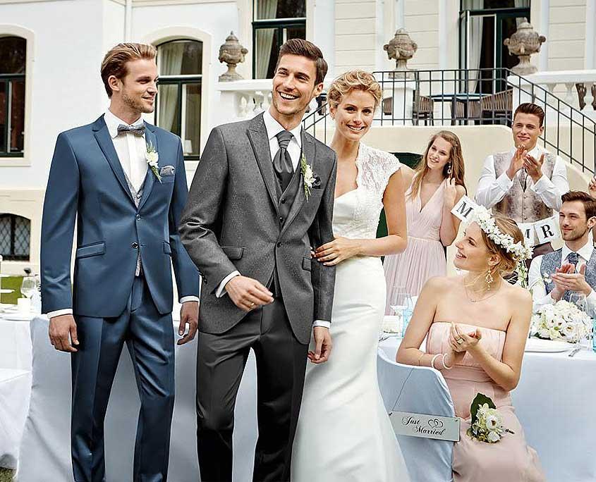 Hochzeitsanzug Brautigam Berlin Herrenausstatter Anzug Hochzeit