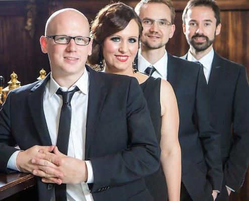 Pitch Perfekt Jazzband - DJ Band Hochzeit Berlin
