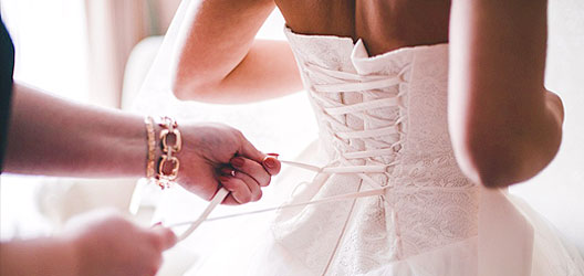 Brautkleid für Ihre Hochzeit