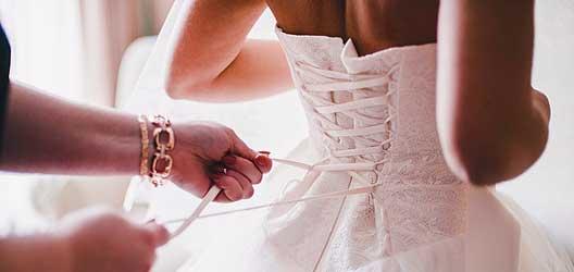 Gesamtpaket Hochzeit - Hochzeitsfrisur und MakeUp Berlin