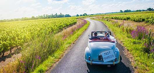Hochzeitsfahrzeuge - Hochzeitsauto Berlin