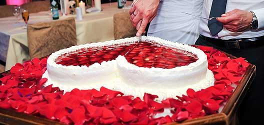 Hochzeitstorte - Konditorei Hochzeit Berlin