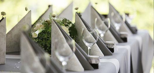 Sitzordnung bei der Hochzeit - Hochzeitslocation Berlin