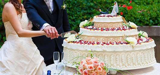 Hochzeitstorte Formen und Alternativen - Hochzeitstorten