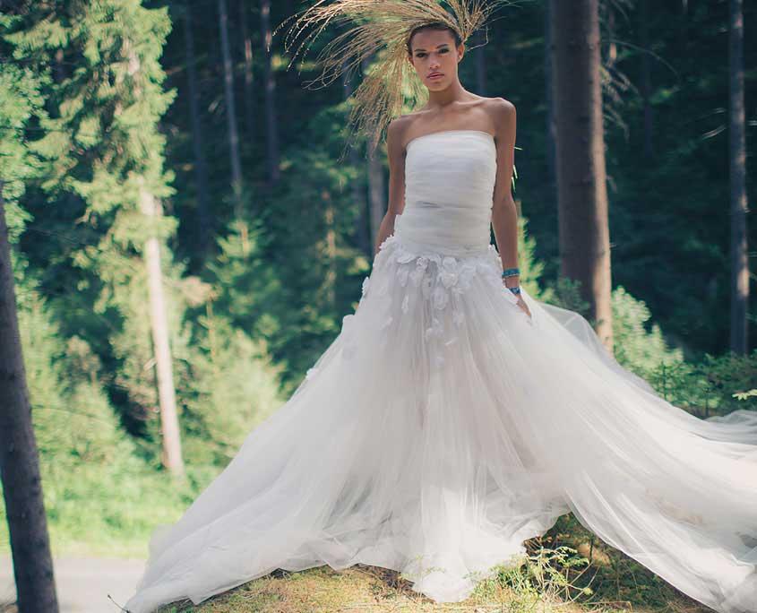 Anne Wolf - Brautkleider | Exklusive Hochzeitskleider aus Berlin
