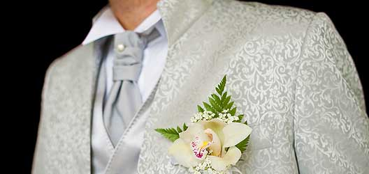 Hochzeitsanzug Bräutigam - Heirat Berlin