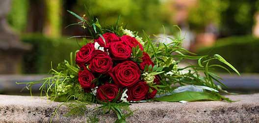 Blumen für Hochzeit - Heirat Berlin