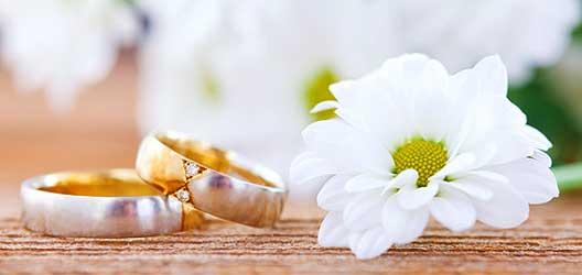 Ringtypen Geschichte Eheringe - Heiraten in Berlin