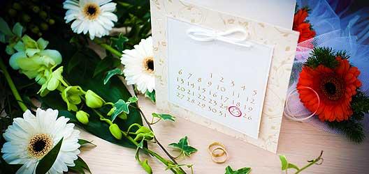 Checkliste Heirat - 2 Wochen bis zur Hochzeit
