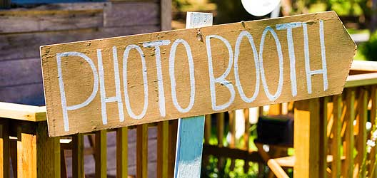 Photobooth Berlin - Hochzeitsbilder Fotobox