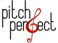 Pitch Perfect Logo - Hochzeitsband Berlin