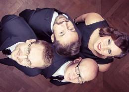 Pitch Perfekt Jazzband - Hochzeitsband Berlin
