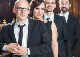 Pitch Perfekt Jazzband 2 - Hochzeitsband Berlin