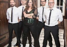 Pitch Perfekt Partyband - Hochzeitsband Berlin