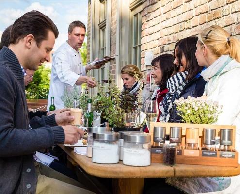Steffi Metz Cooking 01 - Hochzeitslocation Berlin