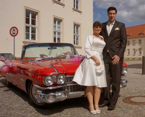 Cadilike 02 - Hochzeitsauto Berlin