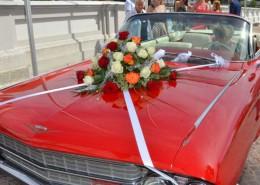 Cadilike 05 - Hochzeitsauto Berlin