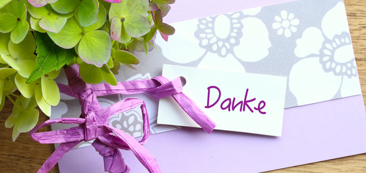 Gastgeschenke - Geschenke für die Hochzeitsgäste