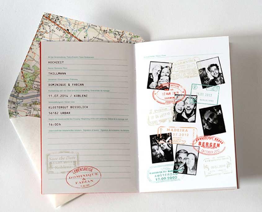 Kettcards 01 Hochzeitspapeterie Heirat Berlin ...