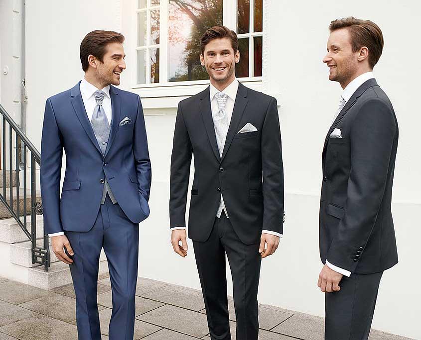MK Herrenmode Hochzeitsanzüge Berlin