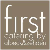 First Catering Hochzeitsessen Berlin Partyservice Logo