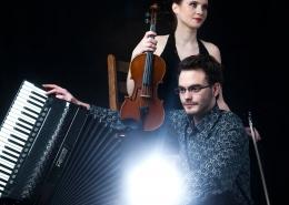 Artic Duo Musik Hochzeit Berlin 02