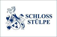 Schloss Stülpe Barockschloss Hochzeitslocation Berlin Logo
