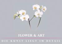Flower & Art Hochzeit Blumen Berlin Logo