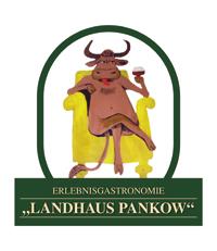 Restaurant Landhaus Pankow Berlin Hochzeitslocation Logo