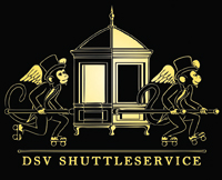 DSV Shuttleservice Hochzeitsauto Berlin Logo