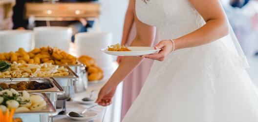 Catering & Partyservice für die Hochzeit in Hamburg